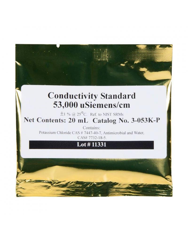 Neptune 53 Ms Cm Conductivity Calibration Solution Ocd Reefs